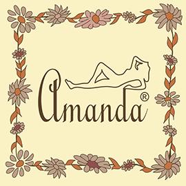 Amanda Nightwear Logo